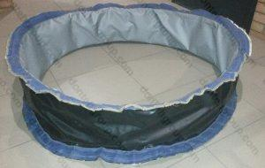 тканевый компенсатор большого диаметра
